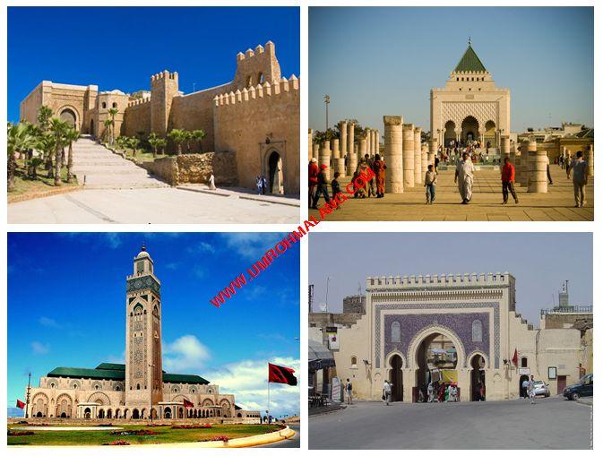 umroh plus tour maroko
