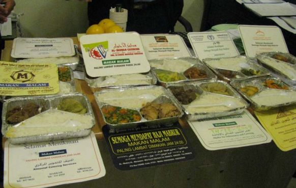 makanan haji