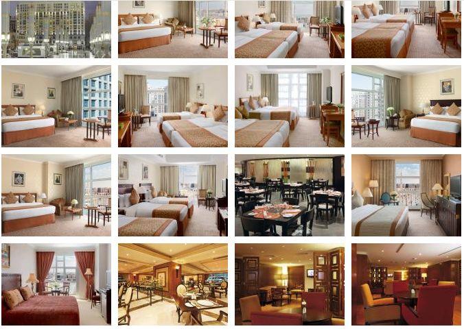 movenpick hotel madinah munawwarah