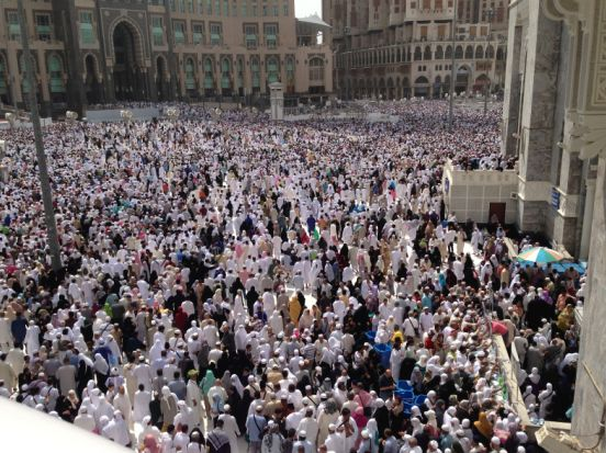 Tips Supaya Tidak Nyasar di Makkah